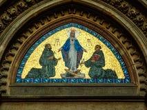 St Antoine Church, Taksim, Istanbul, Turkiet arkivfoton