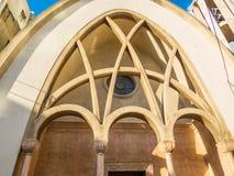 St Antoine Greek Catholic Church à Beyrouth, Liban photos stock