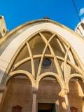 St Antoine Greek Catholic Church i Beirut, Libanon arkivfoton