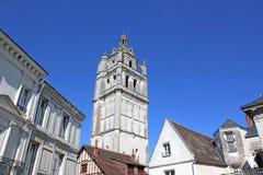 St Antoine Tower, Loches royaltyfria bilder