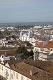 St Anton Church in Evora. Portugal Royalty Free Stock Image