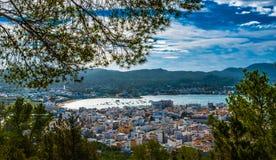 St Antoni de Portmany Balearic Islands, Spanien  fotografering för bildbyråer