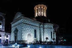 St Antonie教会 库存图片