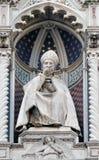 St Antoninus安东尼奥Pierozzi,佛罗伦萨的大主教 图库摄影