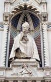 St Antoninus安东尼奥Pierozzi,佛罗伦萨的大主教 免版税库存图片