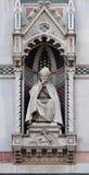 St Antoninus安东尼奥Pierozzi,佛罗伦萨的大主教 免版税库存照片