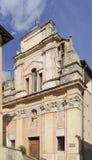 St antonio church pigna, liguria Stock Photos