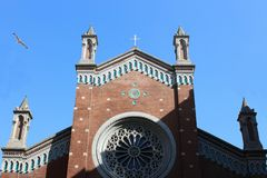 St Antonio Padua royalty free stock photos