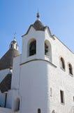 St. Antonio Trullo Church. Alberobello. Puglia. Italy. Stock Image