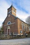 St Antonius Church in Rott - Duitsland Stock Afbeeldingen