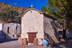 St.Antony's chapel Stock Photography