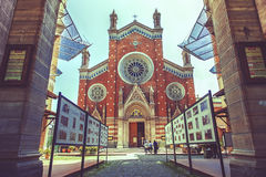 St. Antuan Church in Istanbul stock images