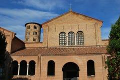 St. Apollinare na igreja de Classe Foto de Stock Royalty Free