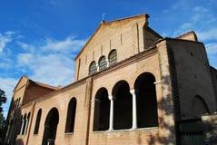 St Apollinare nella chiesa di Classe Immagine Stock Libera da Diritti