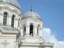 St Archangels Church. Photo of an old St Archangels Church royalty free stock photos