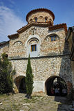 St. Archangels Church in Medieval Bachkovo Monastery Royalty Free Stock Photography
