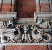 St Architektura Pancras Fotografia Royalty Free