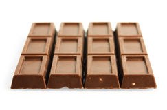 stångchokladwhite Royaltyfri Bild