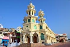 St Arockia nathar church Stock Images