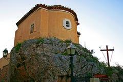St Athanasios Kourkouris, Atenas, Grecia Imagenes de archivo