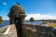 St Augustine Photo stock