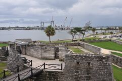 St Augustine Royalty Free Stock Photography