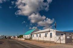 St Augustine Anglican Church e scuola in Padrenostro fotografia stock