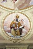 St Augustine av flodhästen arkivbild