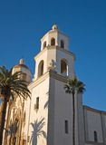St. Augustine Cathedral, Tucson, Arizona, USA Stock Photography