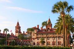 St. Augustine City Hall & Lightner Museum, USA royalty free stock image