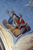 St Augustine des Flusspferds Stockbilder