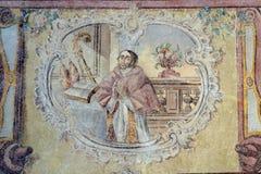 St Augustine des Flusspferds Lizenzfreie Stockfotografie
