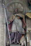 St Augustine des Flusspferds Stockfotografie