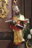 St Augustine des Flusspferds Stockfotos