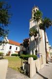 St Augustine domkyrka Fotografering för Bildbyråer
