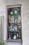 St Augustine FL,August 8th:Shop Window in Colonial County of St Augustine from Florida Stock Images