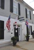 St Augustine FL, el 8 de agosto: Edificio histórico en el condado colonial de St Augustine de la Florida Fotografía de archivo libre de regalías