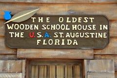 St Augustine - Florida Fotografia de Stock