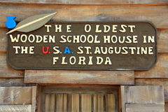 St. Augustine - Florida Stock Photography