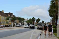 St. Augustine Florida Royalty Free Stock Photography