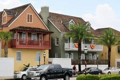 St Augustine Florida de Coastal Fotos de archivo libres de regalías