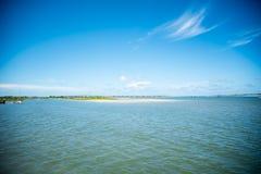 St Augustine Florida Landscape Arkivfoton