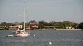 St Augustine Florida stock video footage