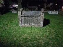 St Augustine Gravestone immagine stock libera da diritti