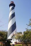 St. Augustine latarnia morska Zdjęcie Royalty Free