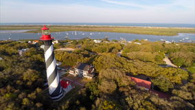 St Augustine light house 2 Royalty Free Stock Photos
