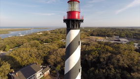 St Augustine light house 3 Royalty Free Stock Photography