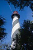 St Augustine Lighthouse Stock Photography