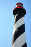 St. Augustine lighthouse Royalty Free Stock Images