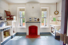 St. Augustine Lighthouse Keepers Office Stock Image